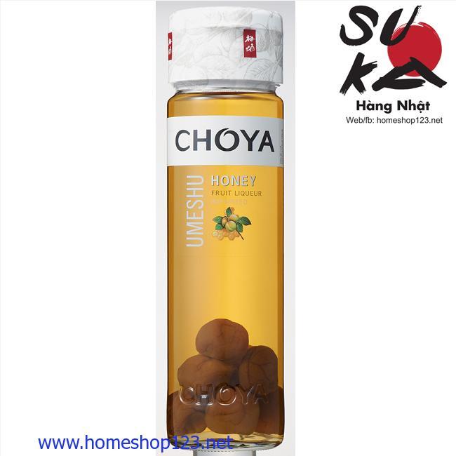 Rượu Mơ Nhật Bản Choya Honey