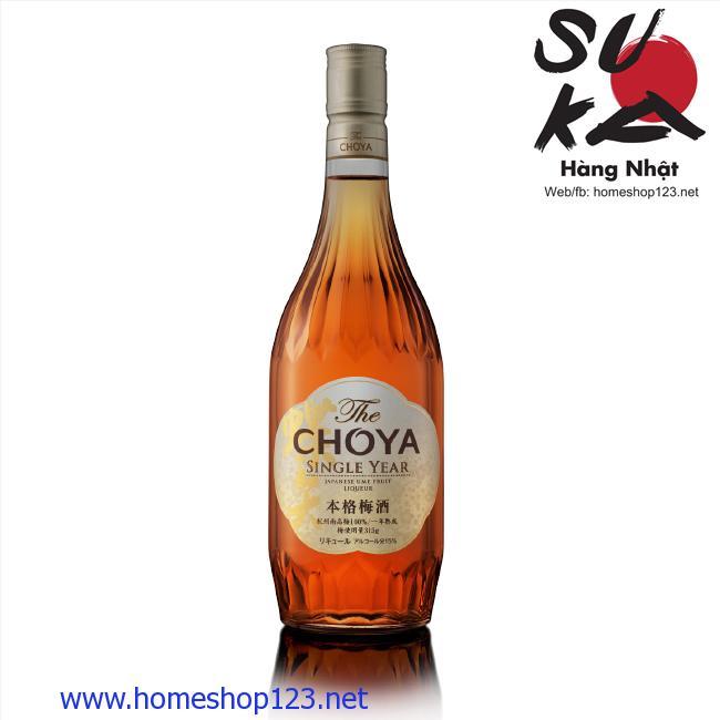 Rượu Mơ Nhật Bản Choya Single Year