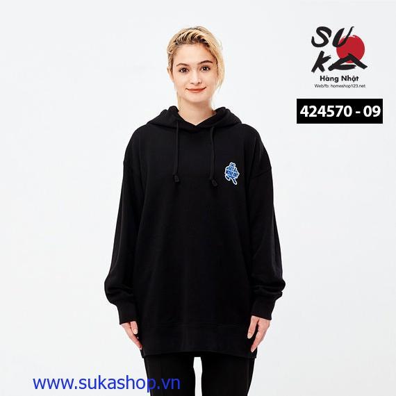 Áo Hoodie Nữ Nhật Bản Uniqlo 424570-09