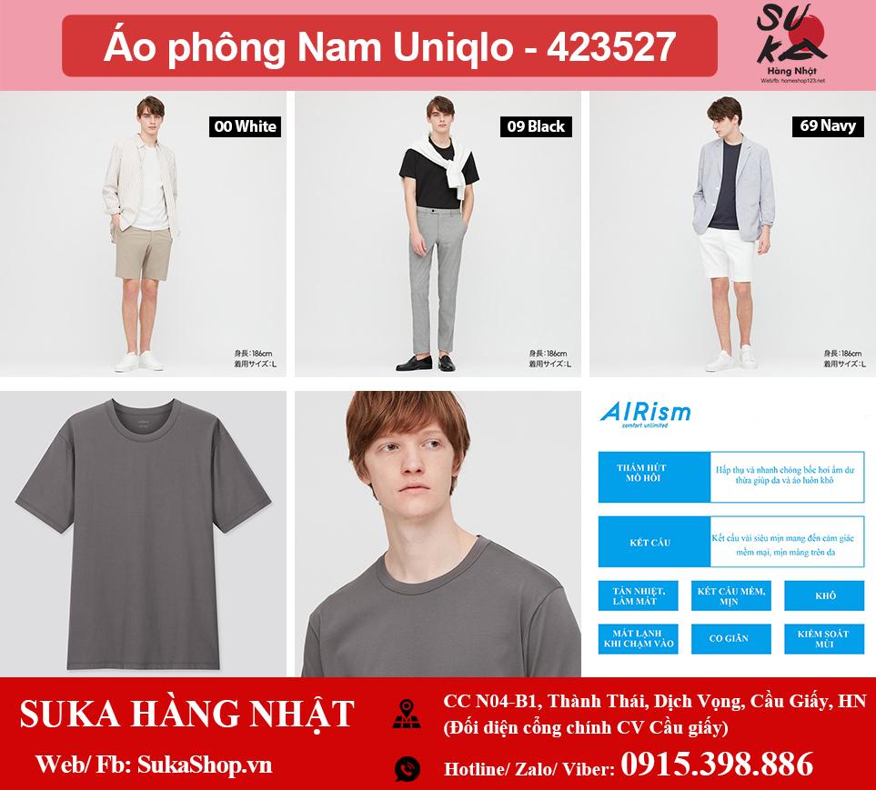 Áo phông Nam Uniqlo - 423527