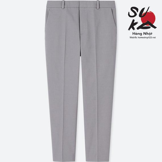 Quần vải nữ Nhật Bản Uniqlo 404661-05